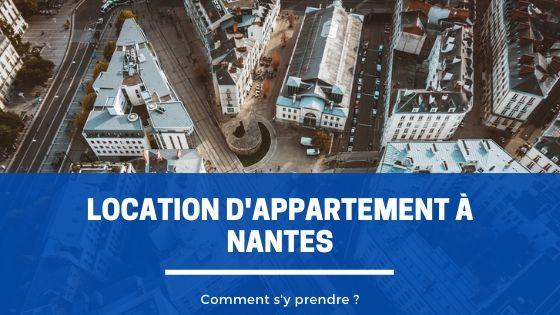 Location d'appartement à Nantes